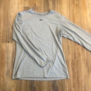 Under Armour Long sleeve Dri-fit Shirt Size small
